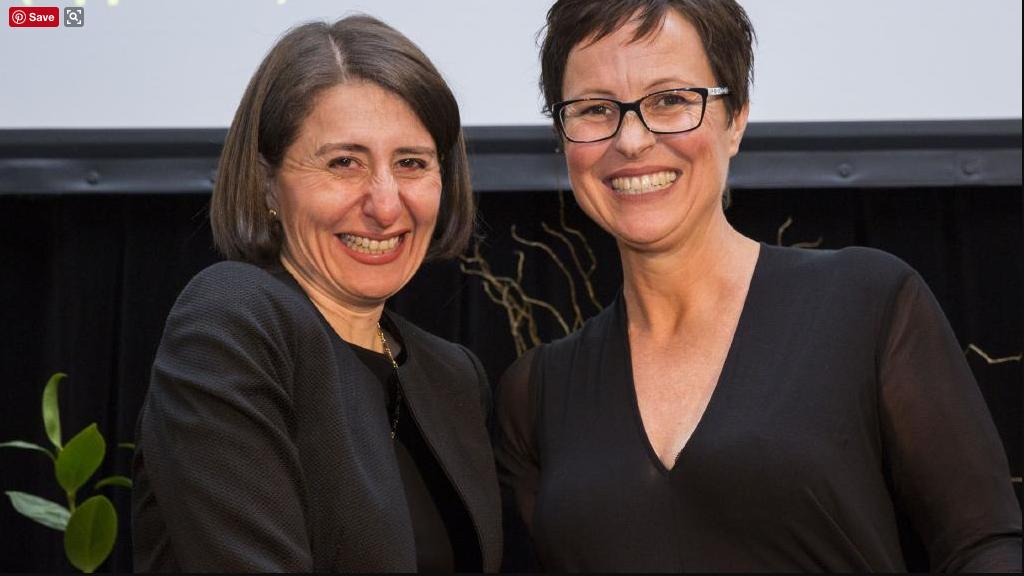 Christina Stead Prize - Gladys Berejiklian NSW Premier